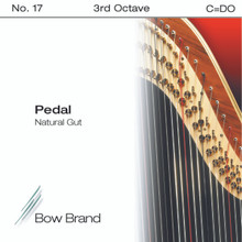 Bow Brand, 3rd Octave C (Red)