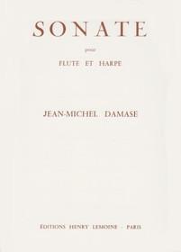 Sonate pour Flute et Harpe, Jean-Michel Damase