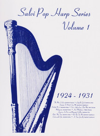 Salvi Pop Harp Series, Vol 1 (1924-1931)