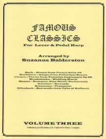 Balderston: Famous Classics, Vol. 3