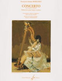 Boieldieu/Dupin/Nordmann: Concerto (Harp Part and Harp/Piano Reduction)