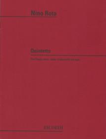 Rota: Quintetto (Set of Parts - Flute, Oboe, Viola, Cello and Harp)