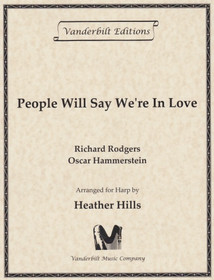 People Will Say We're In Love; Rodgers and Hammerstein