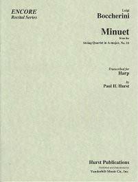 Boccherini/Hurst: Minuet