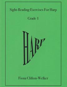 Welker: Sight-Reading Exercises For Harp, Bk. 1