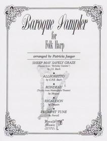 Jaeger: Baroque Sampler (C.P.E.Bach, Daquin, Purcell, Mouret)