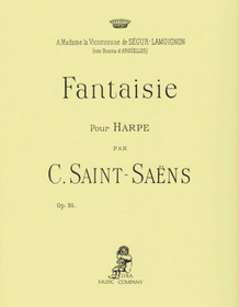 Saint-Saens, Fantaisie (solo)