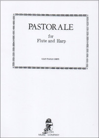 Chiti, Gian Paolo: Pastorale for Flute and Harp