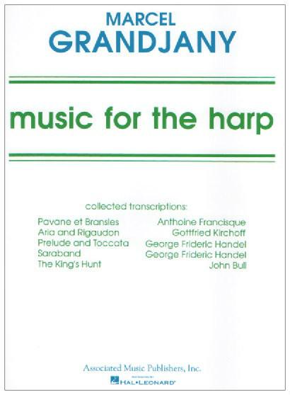 Grandjany: Music For The Harp