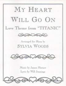 Horner/Woods: My Heart Will Go On (Theme from 'Titanic')