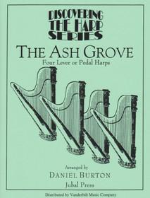 Burton (arr.): The Ash Grove (Four Lever or Pedal Harps)