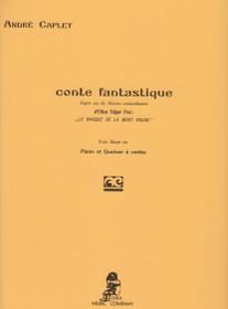 Caplet: Conte Fantastique Score
