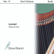 Lever Gut, 2nd Octave B