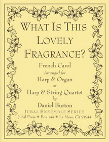 Burton: What Is This Lovely Fragance?