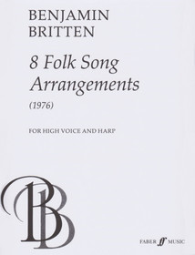 Britten: 8 Folk Song Arrangements