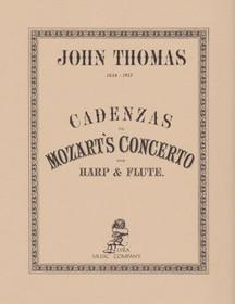 Thomas: Cadenzas to Mozart's Concerto for Harp & Flute