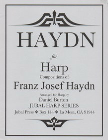 Haydn/Burton: Haydn for Harp