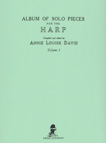 David: Album of Solo Pieces for the Harp, Vol. 1