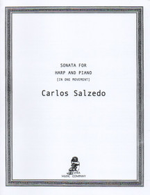 Salzedo: Sonata for Harp and Piano