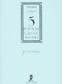 Ravel/Salzedo: Five Popular Greek Melodies