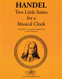 Handel/Schuman: Two Little Suites for a Musical Clock