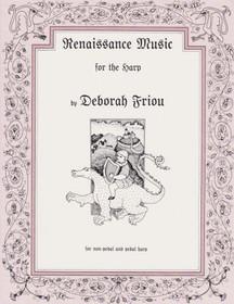 Friou: Renaissance Music for the Harp