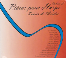 de Maistre, Pieces pour Harpe, vol. 2 (CD) Save $10.00!