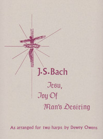 Bach/Owens: Jesu, Joy of Man's Desiring (2 harps)