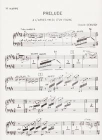Debussy: Prelude a l'apre-midi d'un faune Hp 1