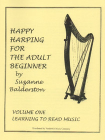 Balderston: Happy Harping for the Adult Beginner Vol. 1