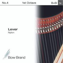 Lever Nylon String, 1st Octave B