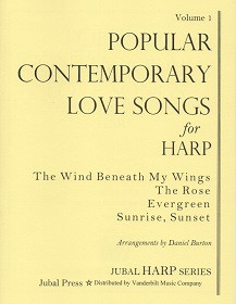 Burton: Popular Contemporary Love Songs, Vol. 1