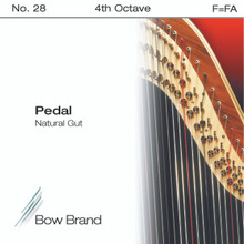 Bow Brand, 4th Octave F (Black)