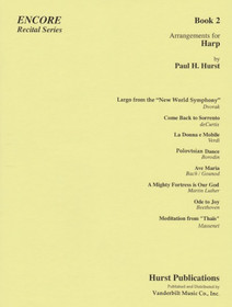 Hurst: Encore Recital Series, Book 2