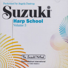 Suzuki, Harp School Vol. 3 (CD)