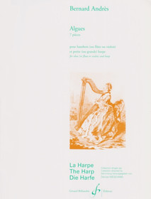 Andres: Algues (Harp & Oboe/Flute/Violin)