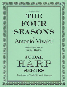 Vivaldi/Burton: Selections From The Four Seasons