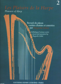 Geliot: Les Plaisirs de la Harpe (Pleasure of Harp), Vol. 2