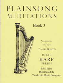 Burton: Plainsong Meditations, Book 3