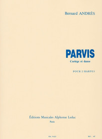 Andres: Parvis for 2 Harps
