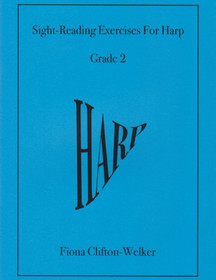 Welker: Sight-Reading Exercises For Harp, Bk. 2