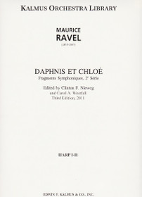 Ravel: Daphnis and Chloe Suite No.2 (Hp 1 & 2)