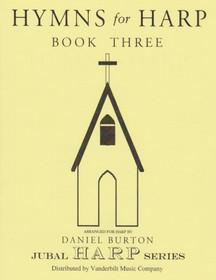 Burton: Hymns for Harp, Book 3
