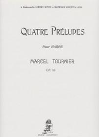 Tournier, Quatre Preludes