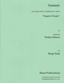 """Walter-Khune, Fantasie on """"Eugene Onegin"""""""
