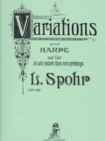 Spohr, Variations
