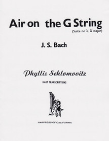 Bach/Schlomovitz: Air on the G String