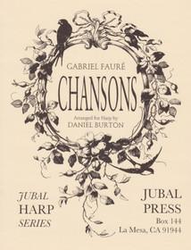Faure: Chansons (arr:Burton)