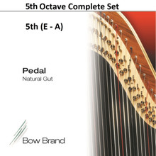 Bow Brand, 5th Octave Set (E-A)