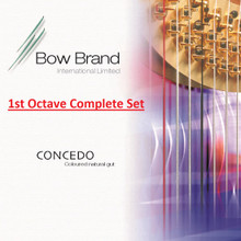 Concedo, 1st Octave Set (7 strings)